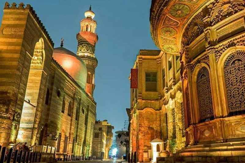 Stop Over Cairo 04D 03N