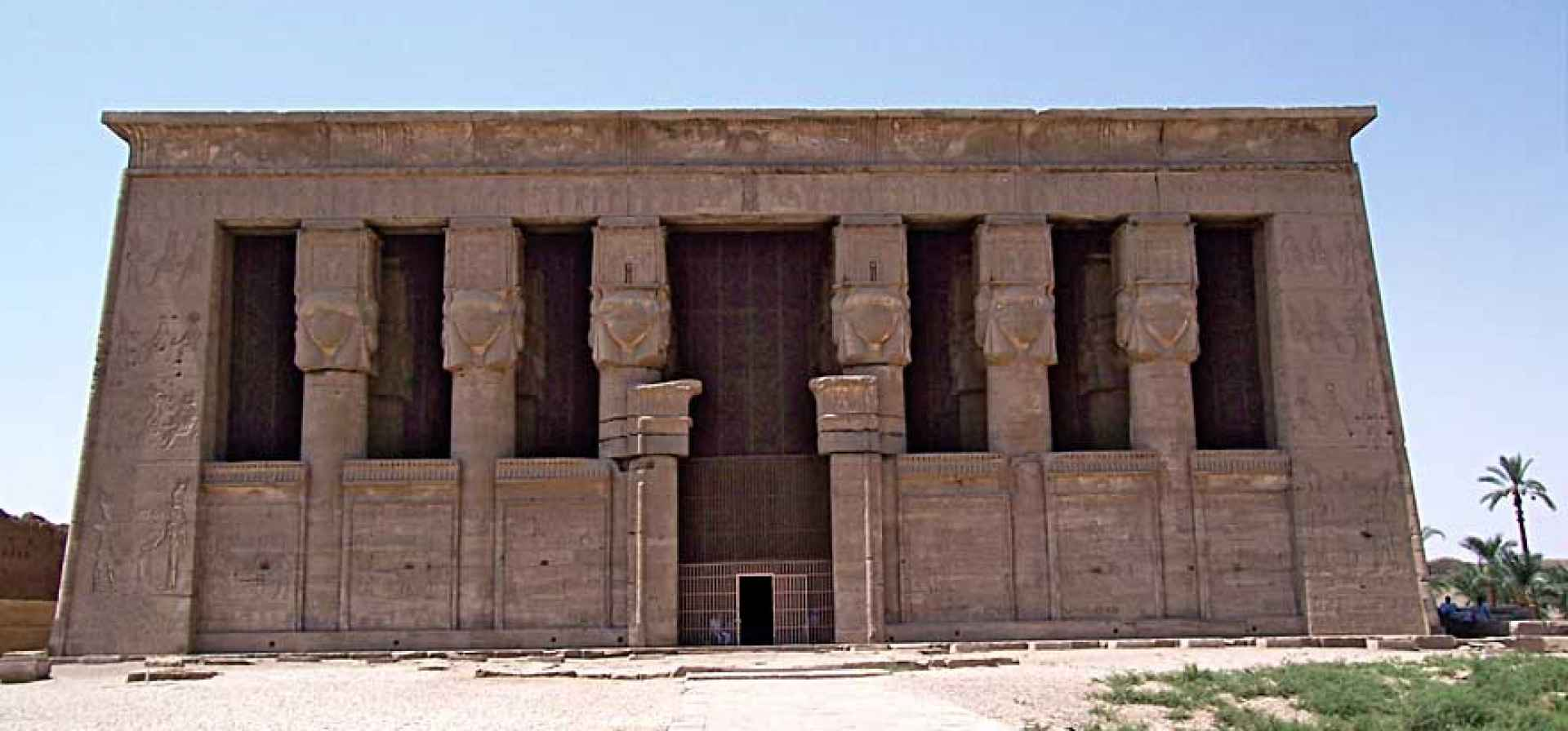 Dendara Temple